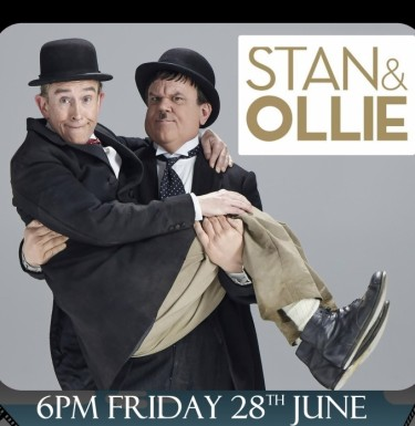 View Friday night film club presents: STAN and OLLIE