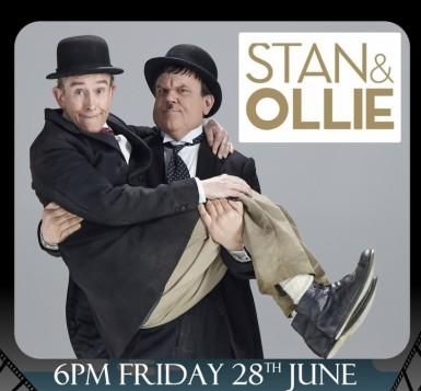 Friday night film club presents: STAN and OLLIE Image