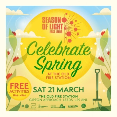 Join us for our Spring Celebration event Image