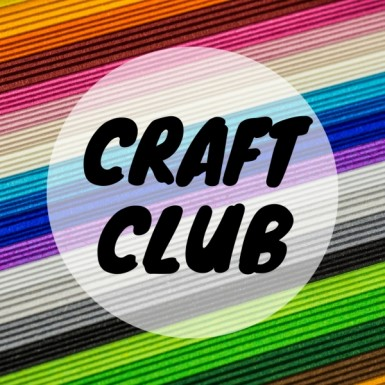 New weekly craft club - FREE! Image