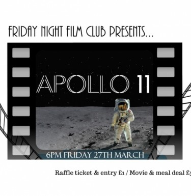 View Film club presents: APOLLO 11