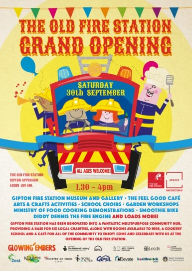 Grand Opening Saturday 30th September Image