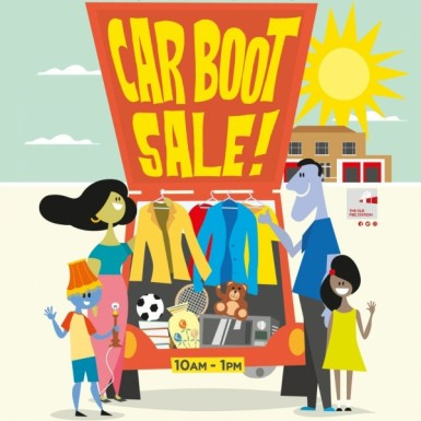 Only two car boot sales left this year! Image